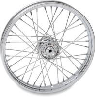 Drag 40 Spoke 21 2.15 Front Wheel Rim Star Harley Knucklehead Panhead 36-66 FL