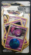 Pokemon Rebel Clash 13 Card Blister Packs (Gastly, Haunter, Gengar) New!