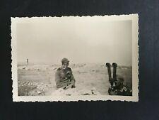 WW2 GERMAN. PHOTO TAKEN EASTERN FRONT UKRAINE, CRIMEA-:- VERY NICE ORIGINAL.