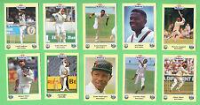 #D292. #4  TEN  1995 BUTTERCUP  BREAD CRICKET CARDS
