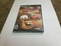 Cars: Mater-National Championship (Sony PlayStation 2, 2007) ps2 new