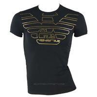 Emporio Armani T-shirt uomo manica corta mod.111035 9a725 colore nero