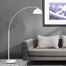 Mid Century Modern Cantilever Design Grange Floor Lamp White - 166cm Height