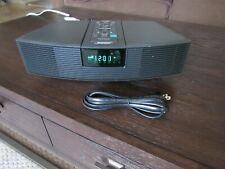 Bose Wave Radio Awr1-1W Black l Refurbished Super Clean W remote Warranty