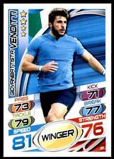 Topps Rugby Attax 2015 - Giovanbattista Venditti Italy No. 89