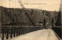 CPA Donzere - Pont du Rhone et Rochers du Robinet (369417)