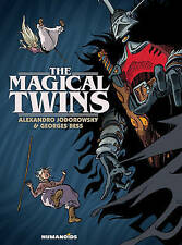 Magical Twins, The by Bess, Georges, Jodorowsky, Alexandro | Hardcover Book | 97