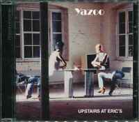 "YAZOO ""Upstairs At Eric's"" CD-Album"