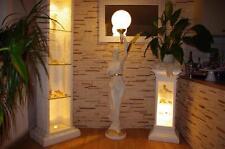 Griechische Göttin Hebe Aphrodite Athene Venus Statue Lebensgroße Figur Lampe