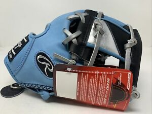 "Rawlings Heart of the Hide 11.5"" Infield Baseball Glove PRO204-2BCB"