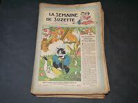SEMAINE DE SUZETTE N° 1 ( 2 JANVIER 1947 ) AU 52  ( 25 DECEMBRE 1947 )