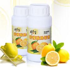 Sn _ Citron Acide Citrique Teinture Balance Remover Thé Pot Nettoyant Bouilloir