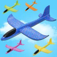 EPP Foam Outdoor Glider Throw Band Flying Plane Airplane Model Kids Toy Children