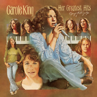 """Carole King • Her Greatest Hits • 12"""" VINYL RECORD LP 1978 Ode 2018 •• NEW ••"""