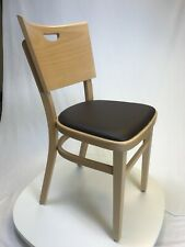 Wood Upholstered Side Chair for Restaurant/Bar/Cafe/Home