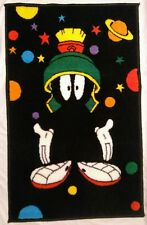 Looney Tunes Marvin Martian Rug Carpet Mat Wall Hanging Picture Poster Vintage