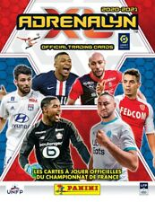 LILLE - CARTE PANINI FOOT - ADRENALYN XL 2020 / 2021 - a choisir