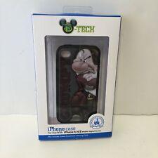disney parks grumpyr iphone 4s case & screen guard new sealed box