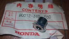 NOS HONDA CR 125 M ELSINORE 1974 - 78 NUT KICK START ARM 90012-360-000 MT MR 175