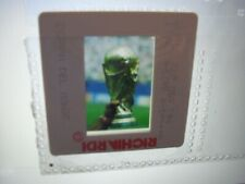 Press Photo slide negative Trophy Cup FIFA World Cup undated 1990s (2)