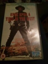 Once Upon A Time In The West VHS