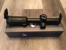 Aim Sports Alpha 6 rifle scope 1-6x24 30Mm tube