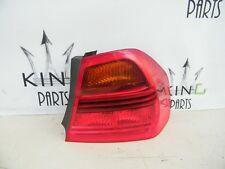 BMW 3 SERIES E90 2005-2013 DRIVERS RIGHT SIDE REAR LIGHT ASSEMBLY 6937458