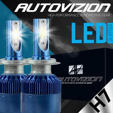 H7 388W 38800LM CREE LED Headlight Kit High or Low Beam Bulb 6000K White Power