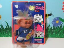 "FOOTBALL PLAYER  - 6"" Uneeda Troll Doll - New In Package - VERY RARE"