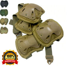 Tactical KneePad Elbow Knee Pad Military Knee Protector Outdoor Sports