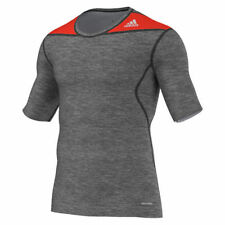 adidas Short Sleeve Activewear for Men with Compression