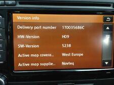 Disco de actualización del firmware de 5238 VW RNS510 VW Skoda Seat Nuevo