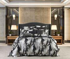 Davinci Vasari Quilt Cover Set Black