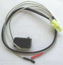 AIRSOFT GEARBOX SWITCH ASSEMBLY REAR BACK WIRE WIRING QD MICRO VERSION UK