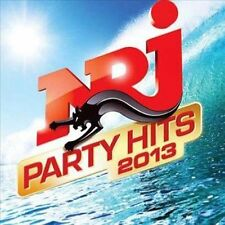 NRJ Party Hits 2013 by Various Artists (CD, Jul-2013, 2 Discs, Sony Music)