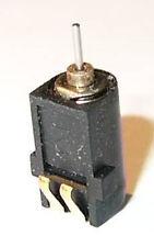 """Micro Motor  -  7/16"""" Long  -  3/16"""" Diameter - 1 to 3 VDC - 0.04 oz Light"""