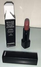 BNIB!! Chanel Rouge Allure Velvet Extreme Matte Lipstick in shade 132 Endless