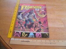 Ray Harryhausen A Clockwork Orange Castle of Frankenstein 1972 magazine #19 VF