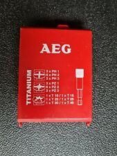 AEG Screwdriving Set