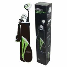 New Nitro Golf- Junior Crossfire 6 Piece Complete Club Set With Bag Ages 3-5 New