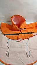 Guardian Gear Pet Rain Pet Jacket - Orange Large USED