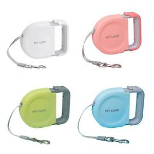 5M Retractable Dog Leash Automatic Flexible Durable Pet Dogs Traction Rope Leads