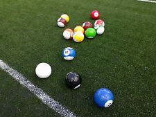 Footpool Snooker mix Soccer Huge Snookball Pool ball football foot kick billard
