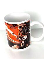 Star Wars Coffee Mug Cup Han Solo, Boba Fett, Darth Vader by Galerie 2011