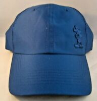 Disney Parks Hat Mickey Mouse Baseball Golf Cap Blue Adult Embroidered Unisex
