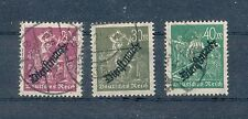 Germany 1923 official stamps used S-18090