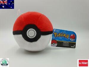 Pokemon TCG POKE BALL Plush 12cm Brand New with tags