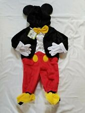 MICKEY MOUSE Costume Baby Size 6-9 Months Disney