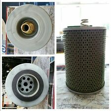 Filtro olio 2550500 KAESSBOHRER S 200;LIEBHERR LG/LR/LT/LTM/PR ved.descr