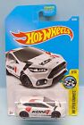 2691 HOT WHEELS / CARTE US / SPEED GRAPHICS 2017 / FORD FOCUS RS 1/64